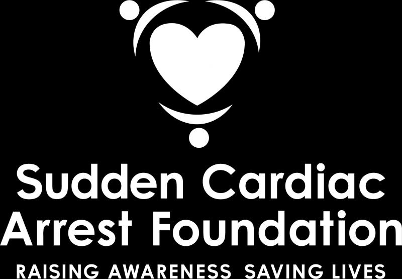 Sudden Cardiac Arrest Foundation Logo