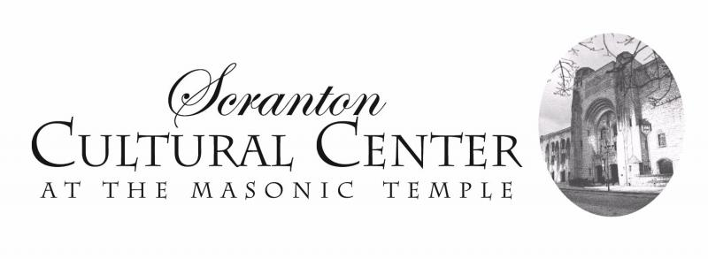 Scranton Cultural Center at the Masonic Temple Logo