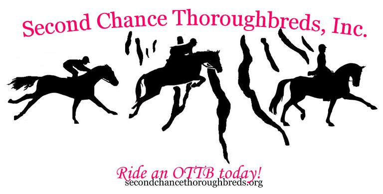Second Chance Thoroughbreds, Inc. Logo