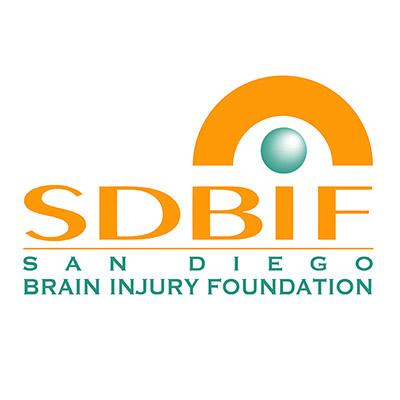 San Diego Brain Injury Foundation Logo