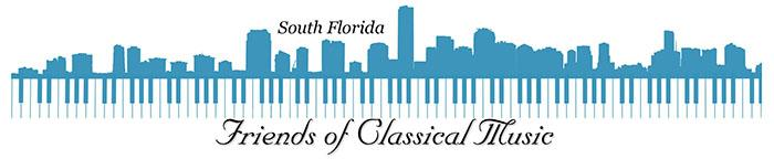 South Florida Friends of Classical Music Logo