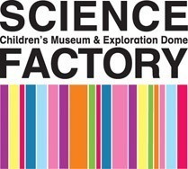 The Science Factory, Inc. Logo