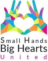 Small Hands Big Hearts United Logo