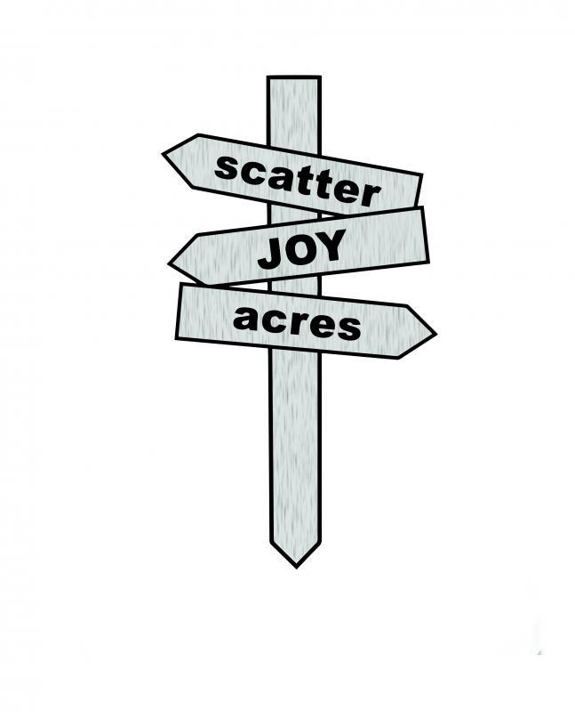 Scatter Joy Acres Logo