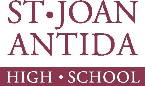 St. Joan Antida High School Logo