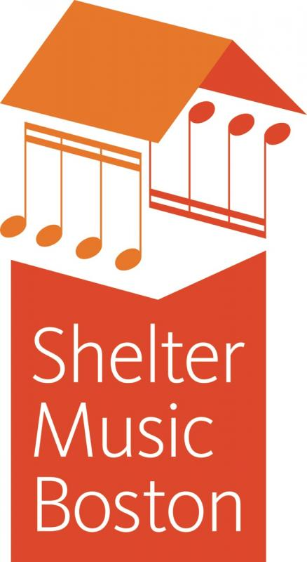 Shelter Music Boston Logo