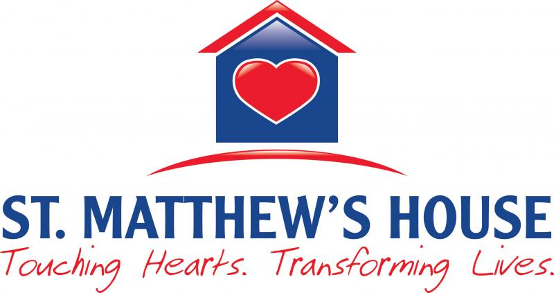 St. Matthew's House Inc Logo