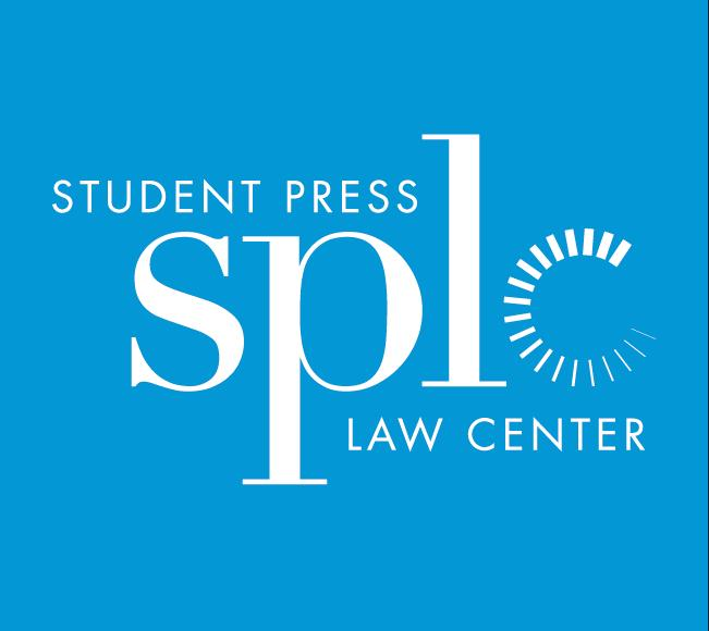 Student Press Law Center Logo