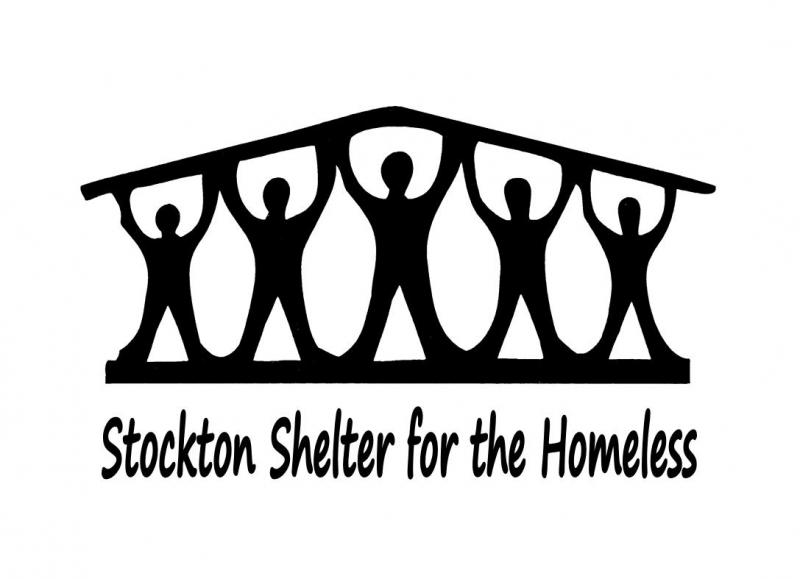 STOCKTON SHELTER FOR THE HOMELESS Logo