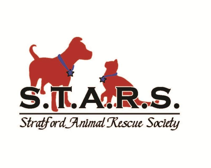 STRATFORD ANIMAL RESCUE SOCIETY (STARS) Logo