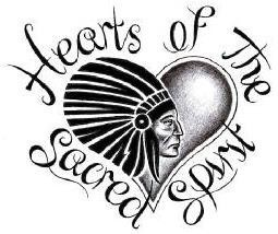 Hearts of the Sacred Spirit Logo