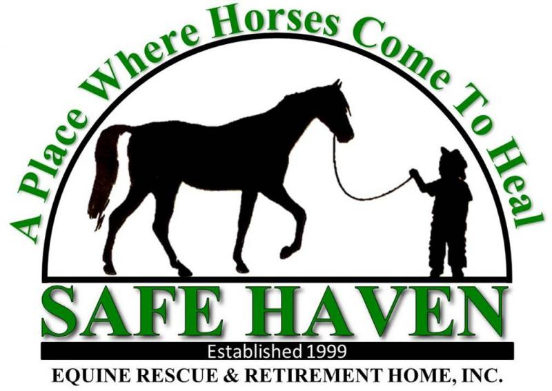 Safe Haven Equine Rescue and Retirement Home Logo