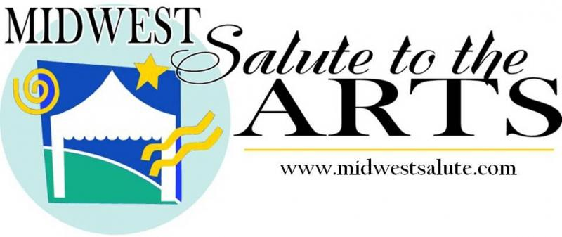 Midwest Salute to the Arts Logo