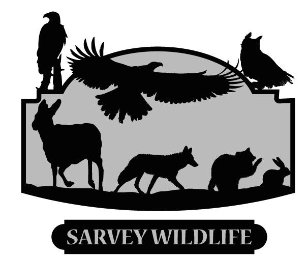 SARVEY WILDLIFE CARE CENTER Logo