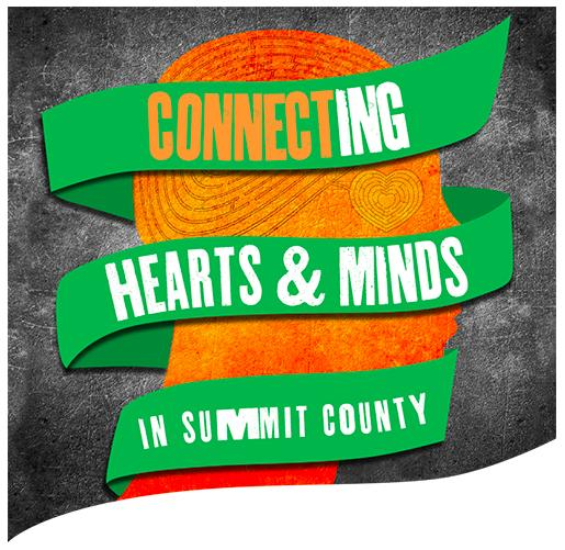 CONNECT Summit County Logo