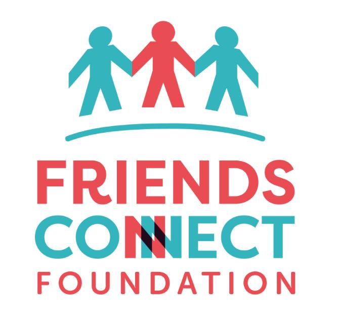 Friends Connect Foundation a New Jersey Nonprofit Corporation Logo