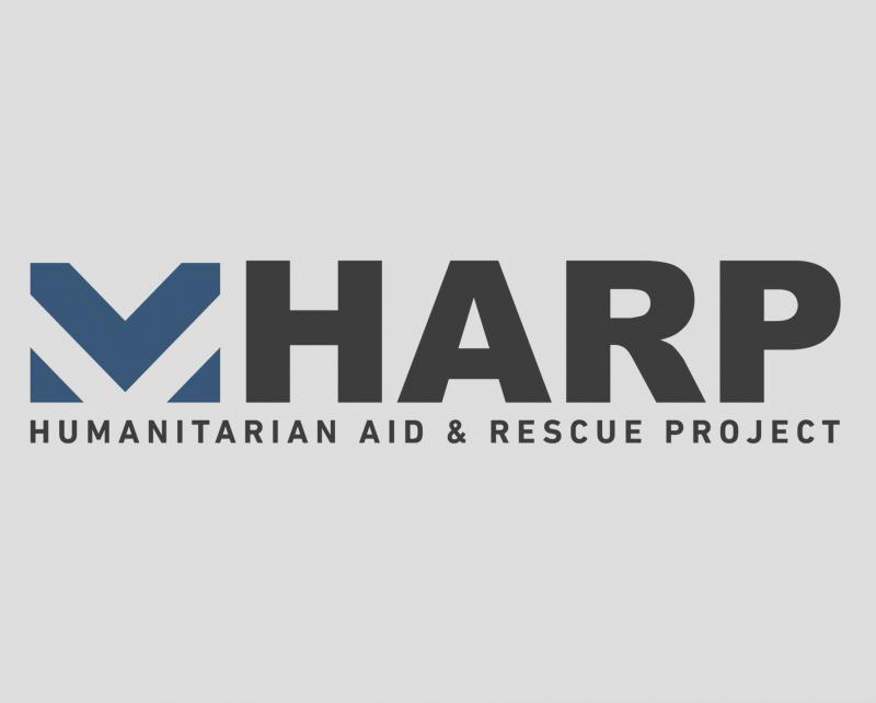 Humanitarian Aid & Rescue Project Logo