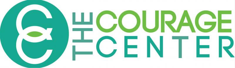 The Courage Center Logo