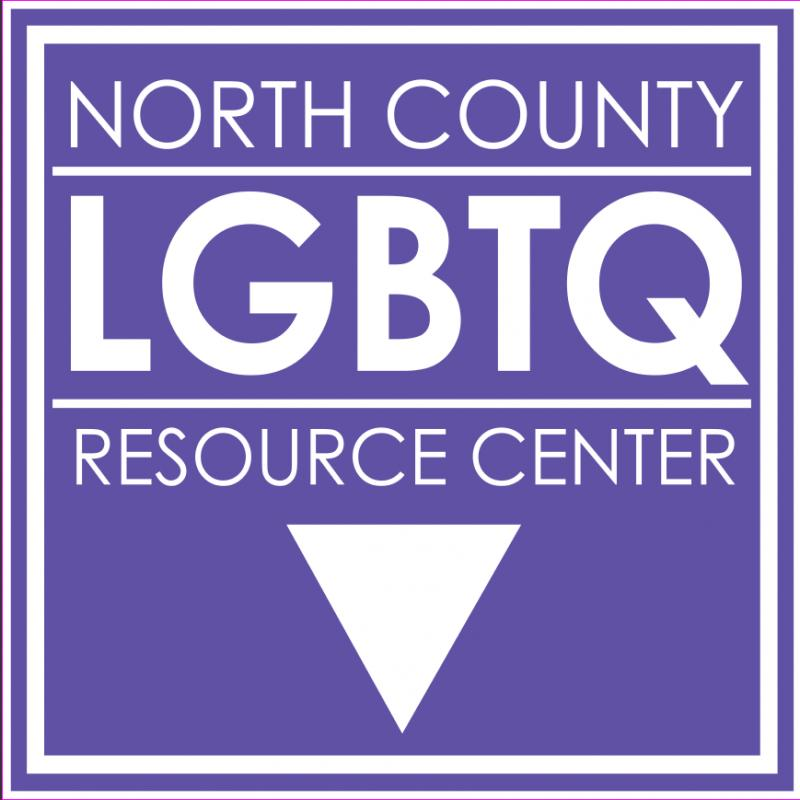 North County LGBTQ Resource Center Logo