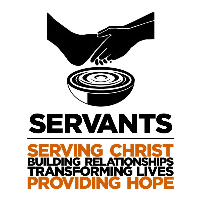 Servants Inc Logo