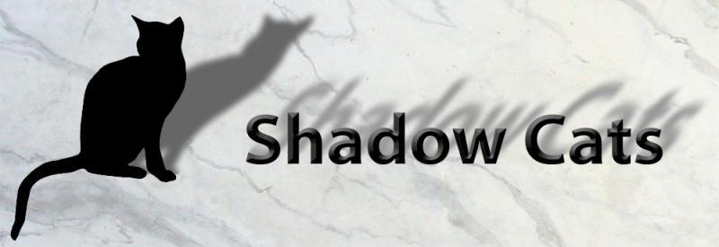 Shadow Cats Rescue Logo