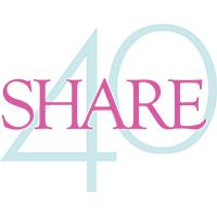 Share Self-Help for Women with Breast or Ovarian Cancers, Inc. Logo