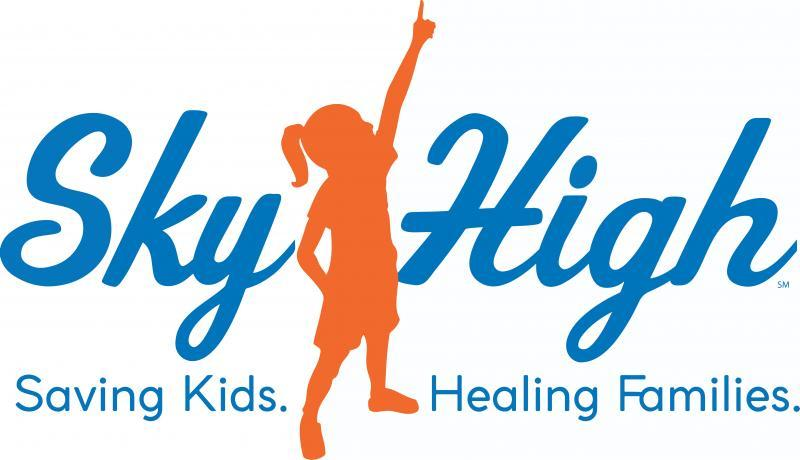 SKY HIGH FOR KIDS Logo