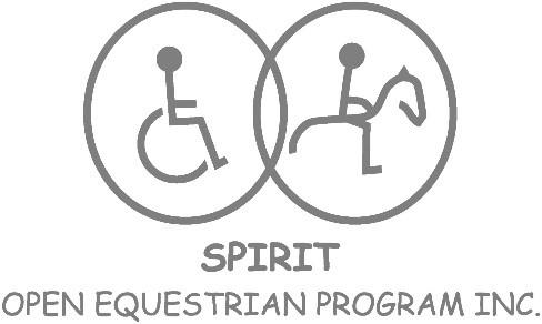 Spirit Open Equestrian Program Logo