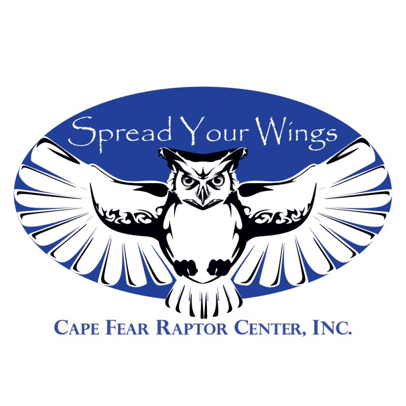 Cape Fear Raptor Center, Inc. Logo