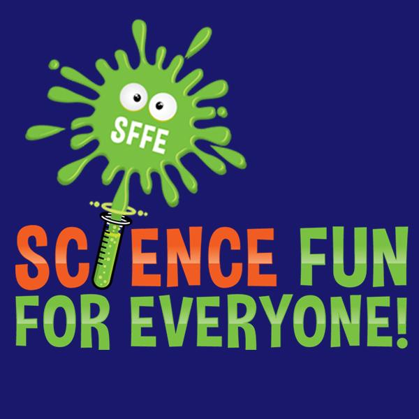 SCIENCE FUN For Everyone! Logo