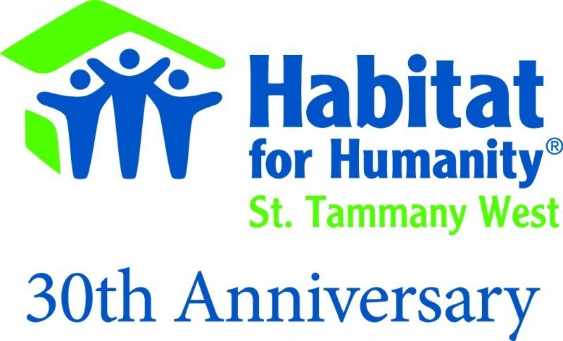 Habitat for Humanity St. Tammany West Logo