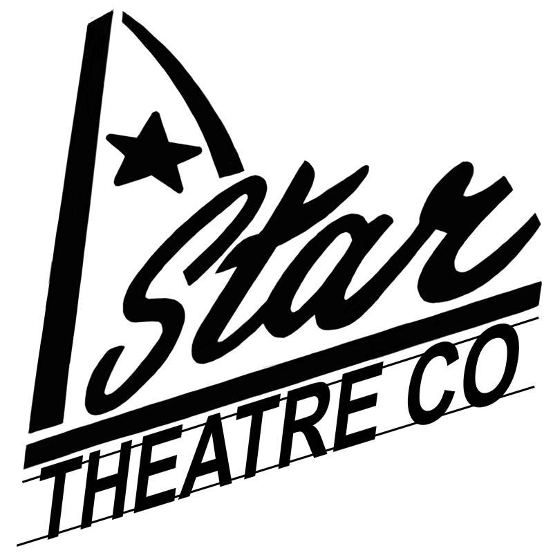 Poinsettia Center For The Arts/DBA Star Theatre Company Logo