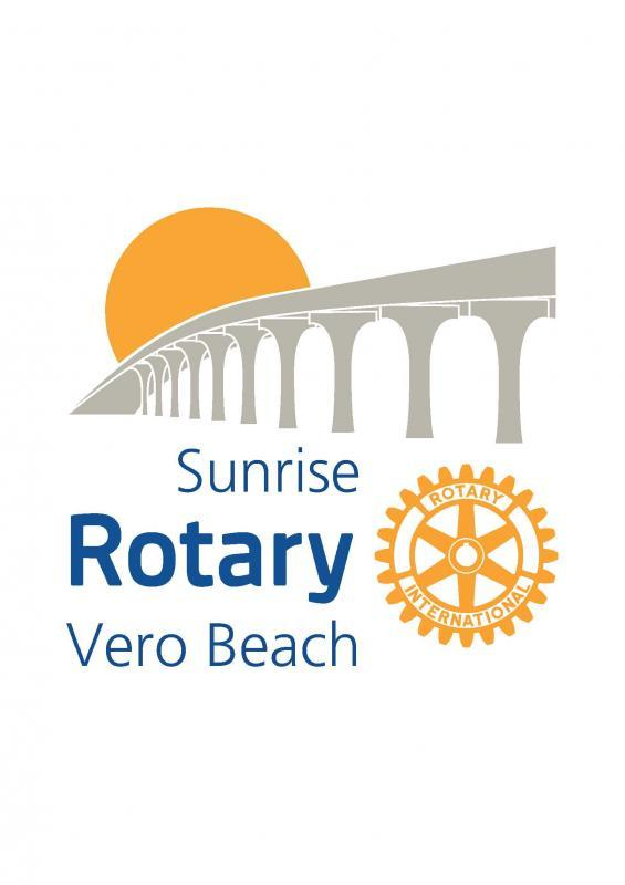 Rotary Club Of Vero Beach Sunrise Foundation Inc Logo