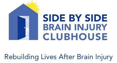 Side by Side Brain Injury Clubhouse Logo