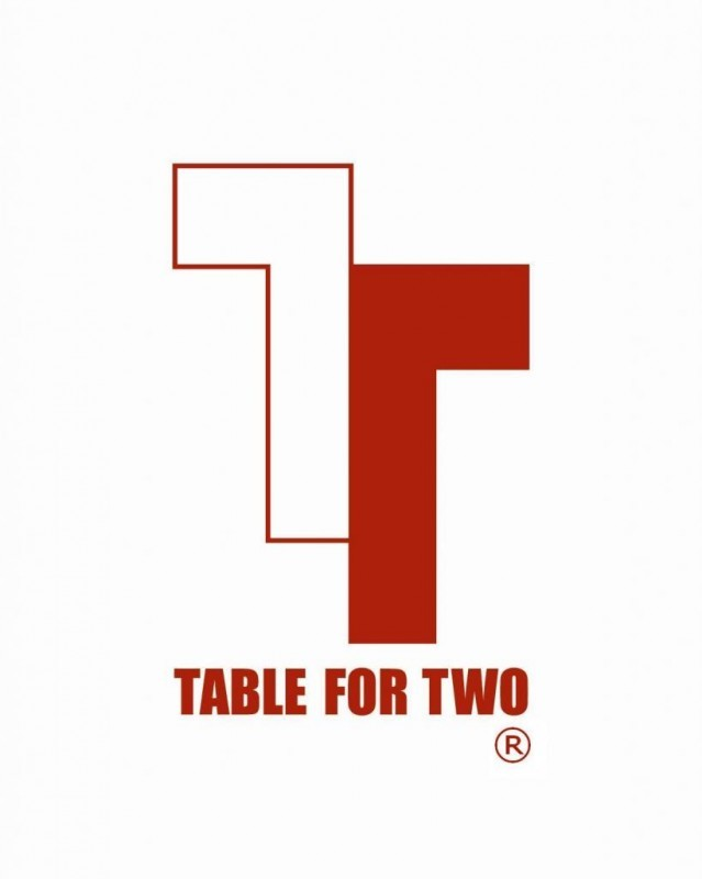 Table For Two USA Logo