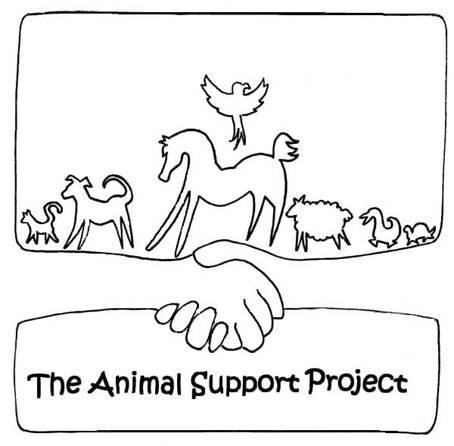 Animal Support Project Inc Logo