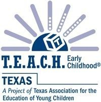 Texas Association for the Education of Young Children Logo