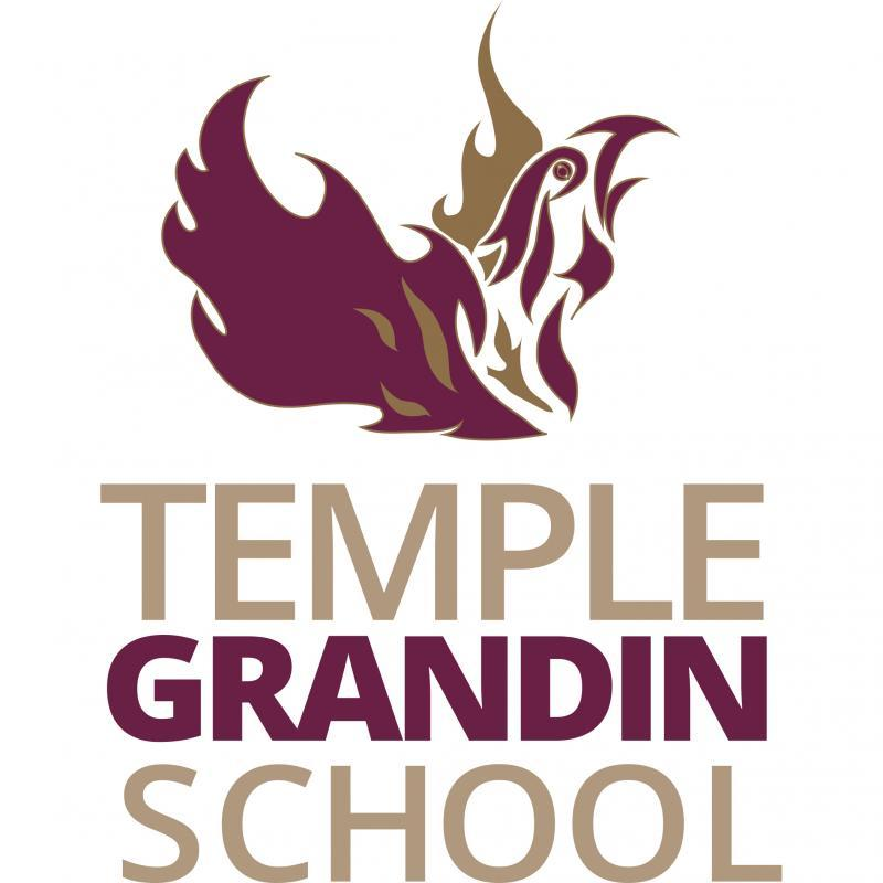 Temple Grandin School Logo
