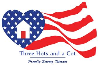 Three Hots and a Cot Logo