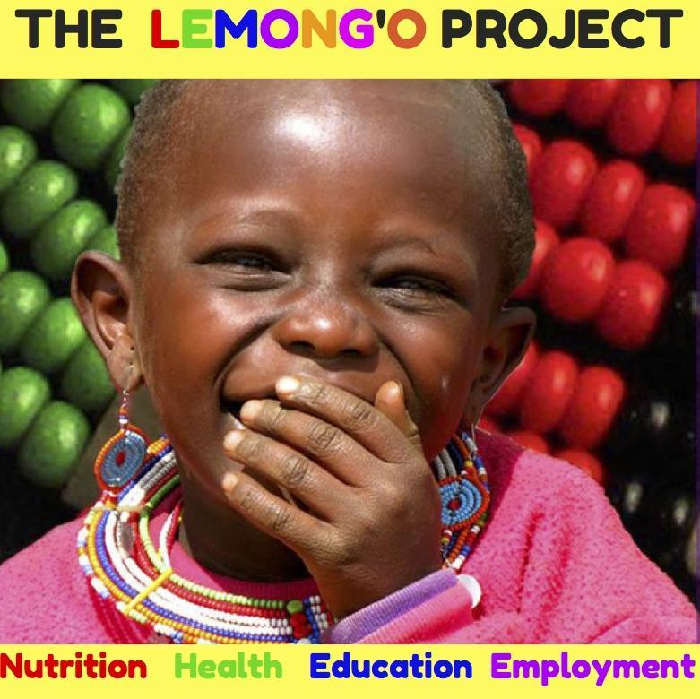 The Lemong'o Project Logo