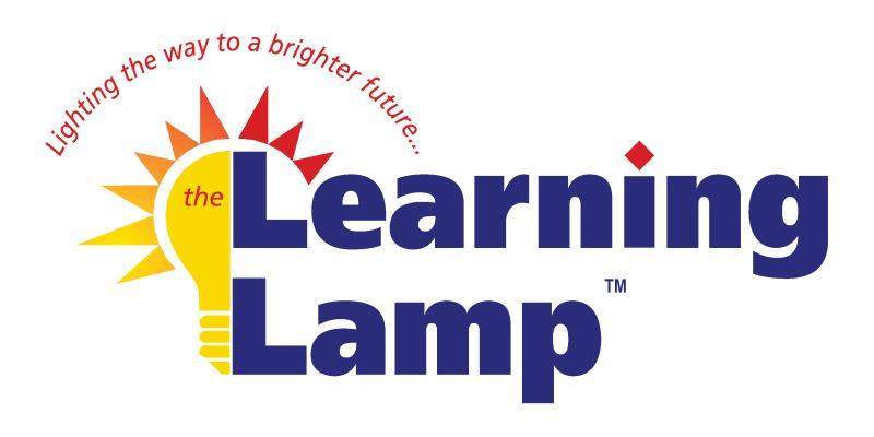 The Learning Lamp, Inc Logo