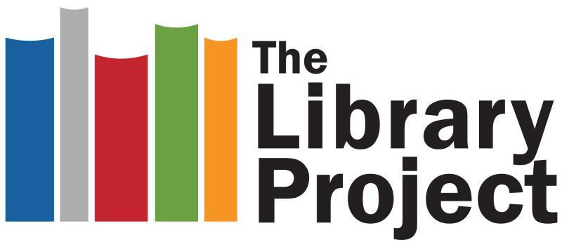 The Library Project Logo