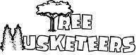 Tree Musketeers Logo