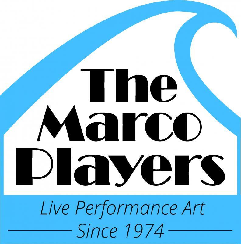 The Marco Players Logo