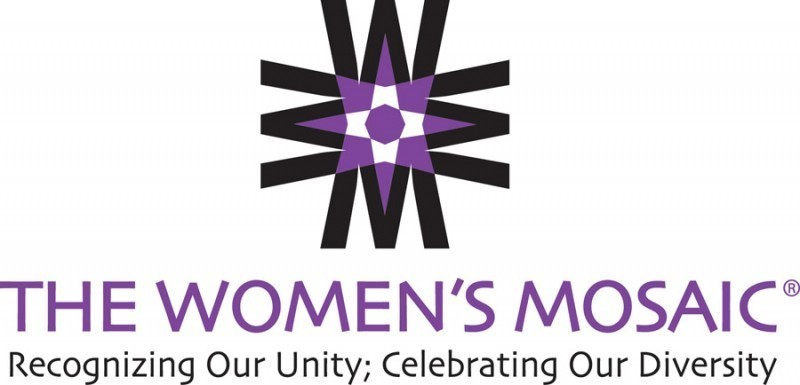 The Women's Mosaic Logo