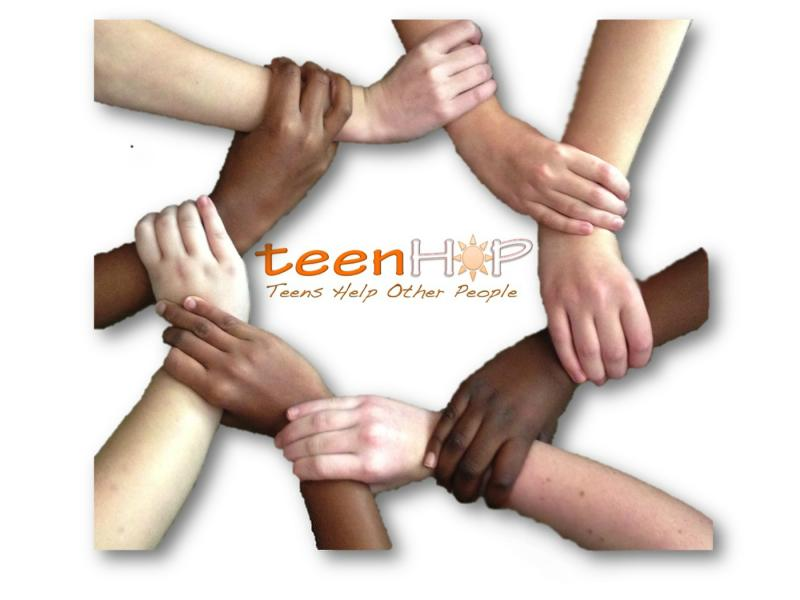 Teens Help Other People Inc Logo