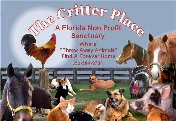 The Critter Place Logo
