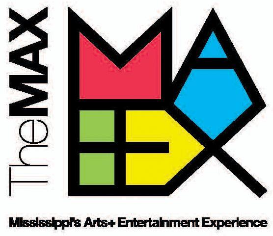 Mississippi Arts And Entertainment Center Logo