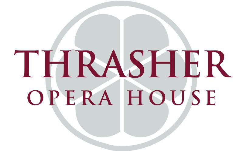 Thrasher Opera House Corporation Logo