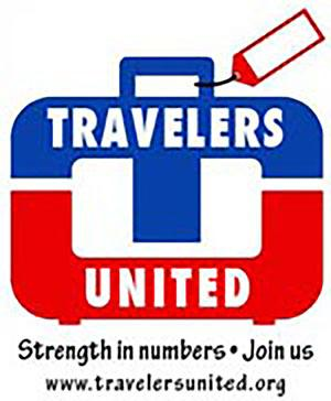 Travelers United, Inc. Logo